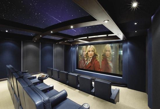 Home theater stanze da sogno - Realizzare sala cinema in casa ...