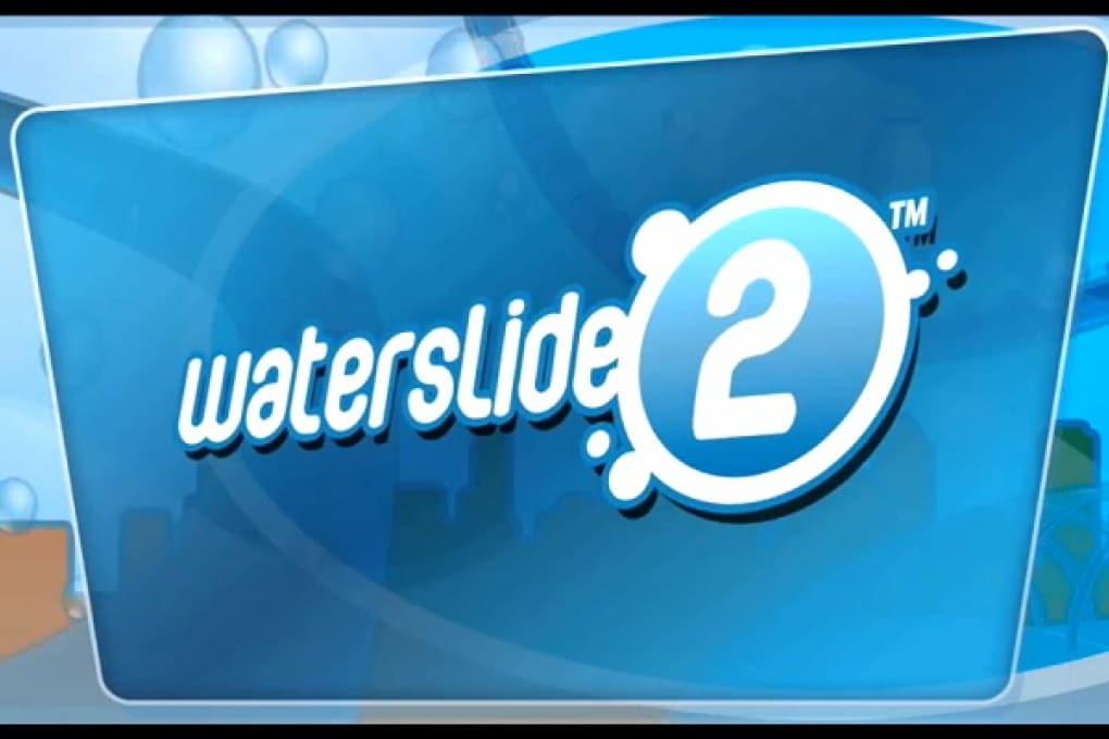 Waterslide 2: un gioco dedicato all'estate!