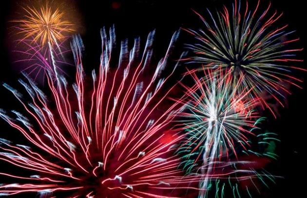 Cogli l'attimo e cattura i fuochi d'artificio!