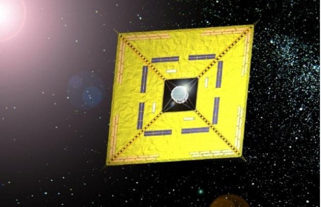 La prima vera nave spaziale parte oggi