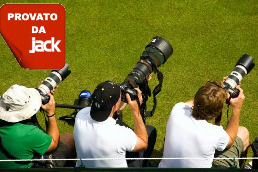 Cogli l'attimo con la fotocamera del tuo iPhone