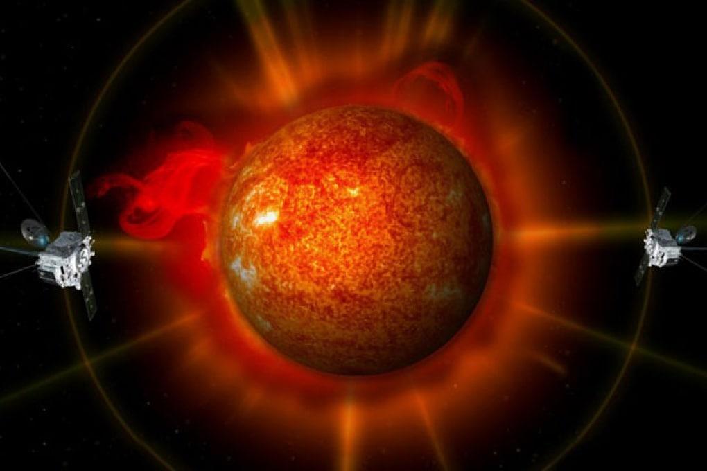 Nasa: spettacolari immagini del Sole in 3D