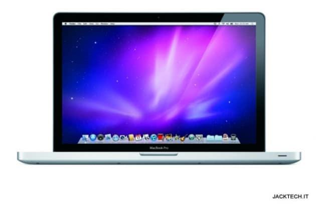"""Apple MacBook Pro 15"""" - 2,0 GHz – da 1.749 €"""