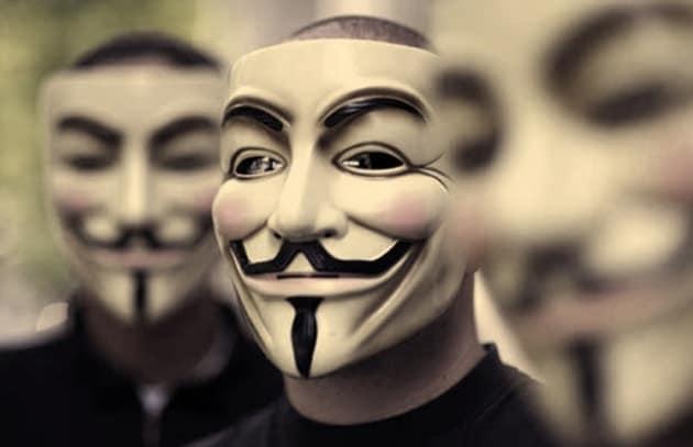 Hacker di Anonymous contro i pedofili