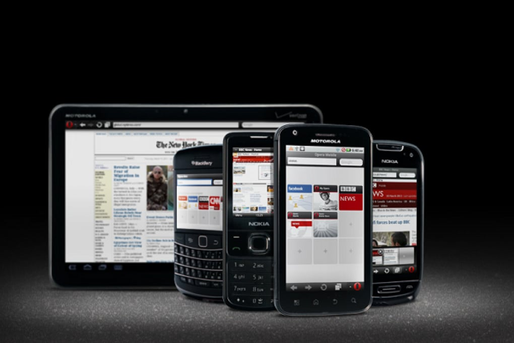 Opera Mini segna oltre 100 milioni di utenti al mese