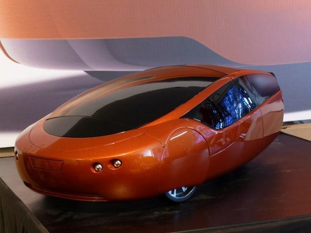 Urbee: dalla stampante 3D alla strada
