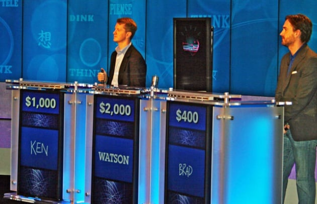 Supercomputer al quiz