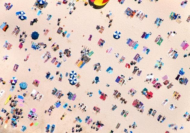Voglia di mare: le spiagge più belle viste dall'alto