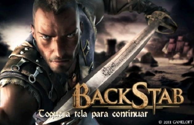 BackStap un fantastico titolo di Gameloft