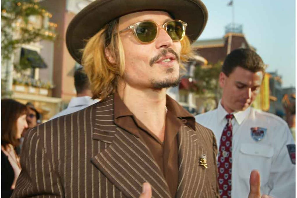 Johnny Depp fonda la sua etichetta discografrica