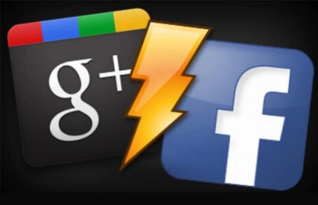 Facebook: le liste contro le cerchie di Google+
