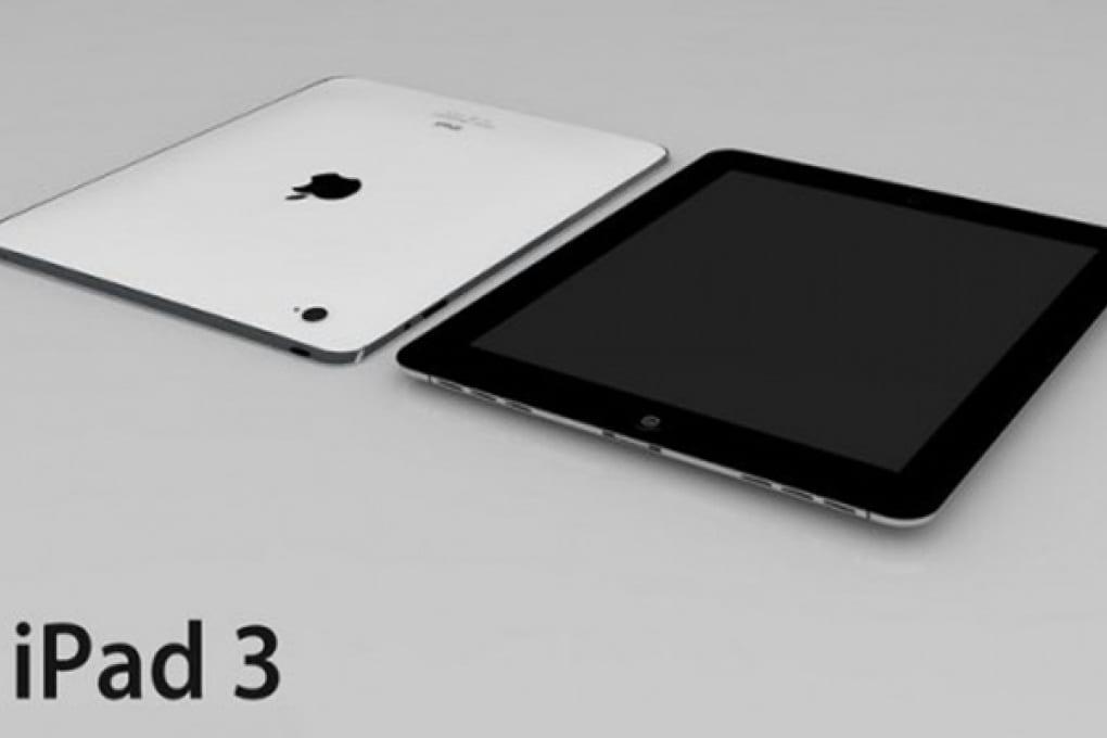 Ultimi dettagli sul prossimo iPad 3