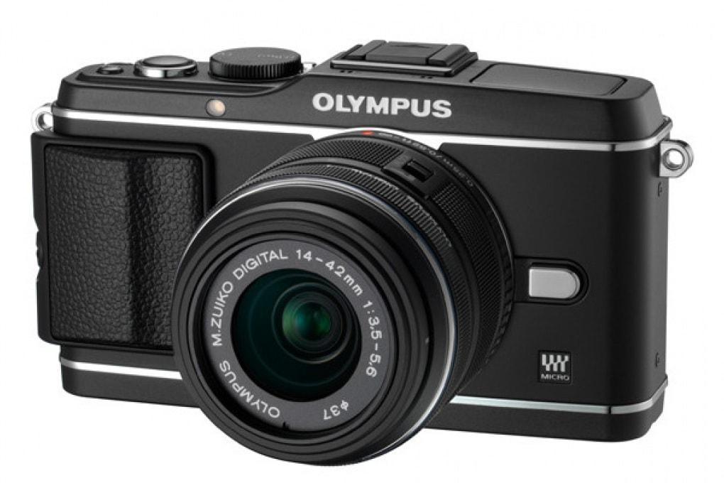 Olympus: nuova PEN E-P3 anche in versione Lite e Mini