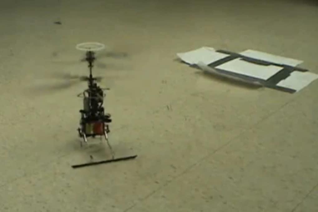 Rolling Robot: un robottino che diventa elicottero