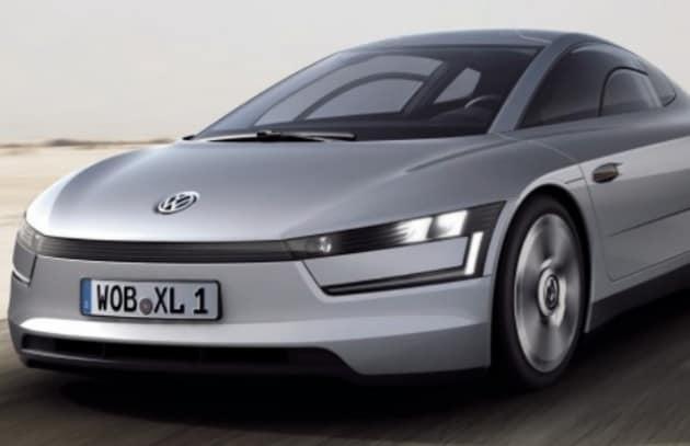 Prototipo Volkswagen: 100 KM con meno di un litro