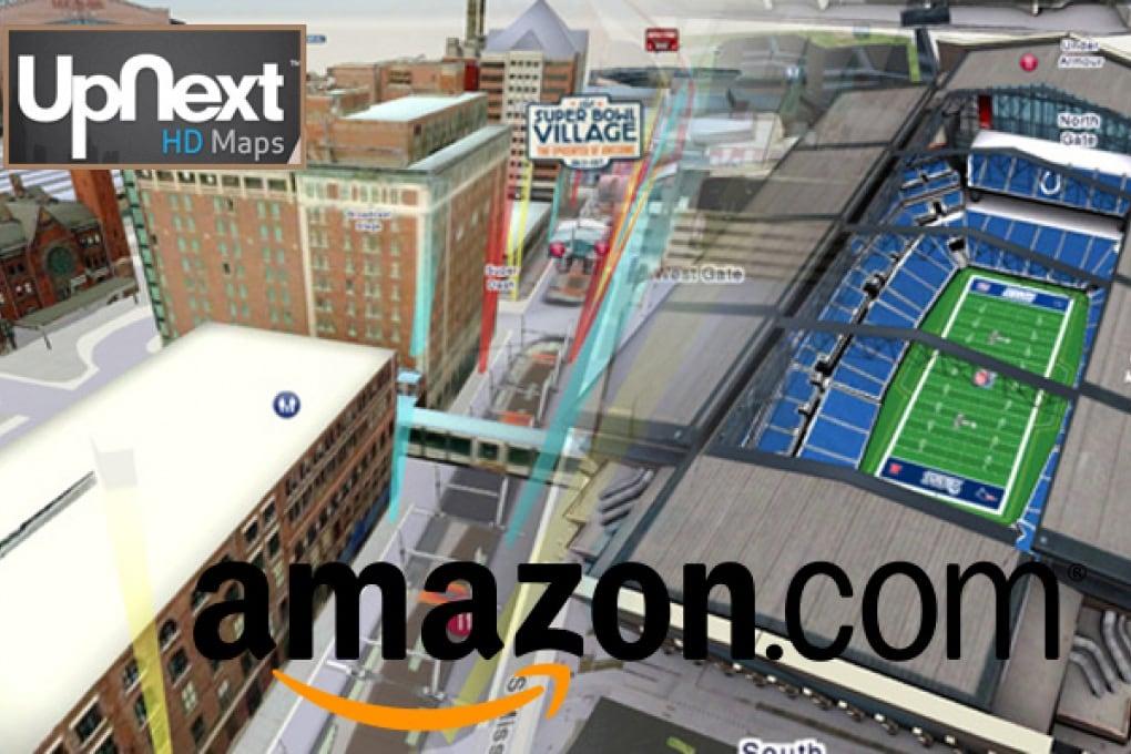 Anche Amazon vuole un servizio di mappe