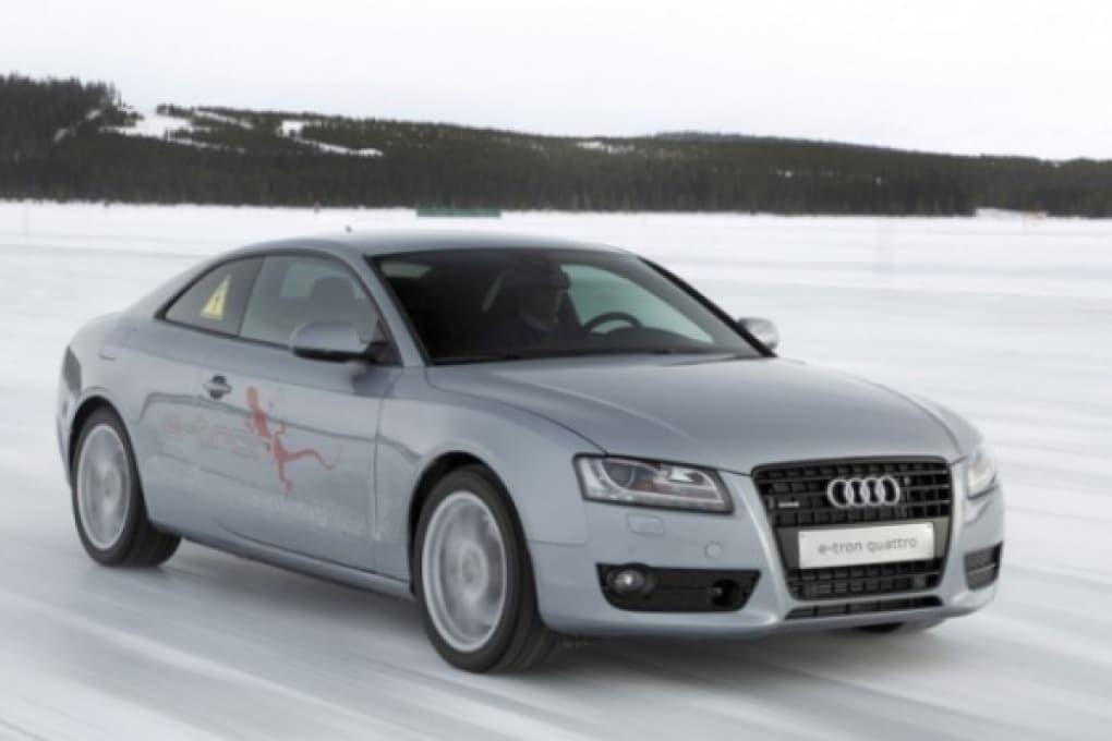 Audi A5 e-tron 4: ibrida a trazione integrale