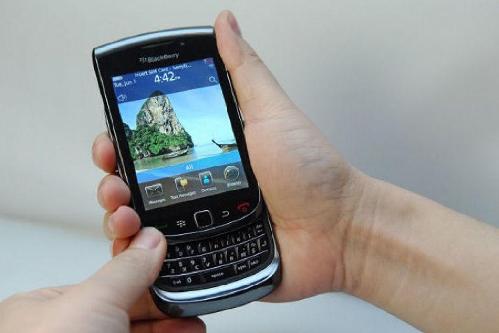 BlackBerry Torch il 12 Agosto nei negozi americani