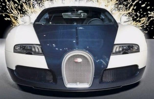 Arriva l'eco-bolide di Bugatti