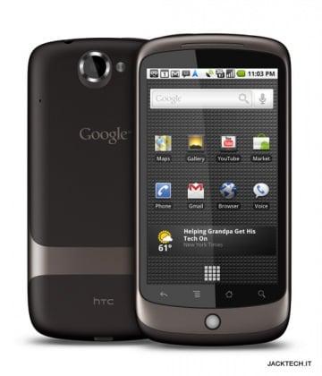 Smartphone Google Nexus One