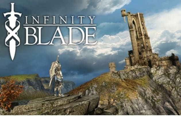 Il multiplayer invade Infinity Blade