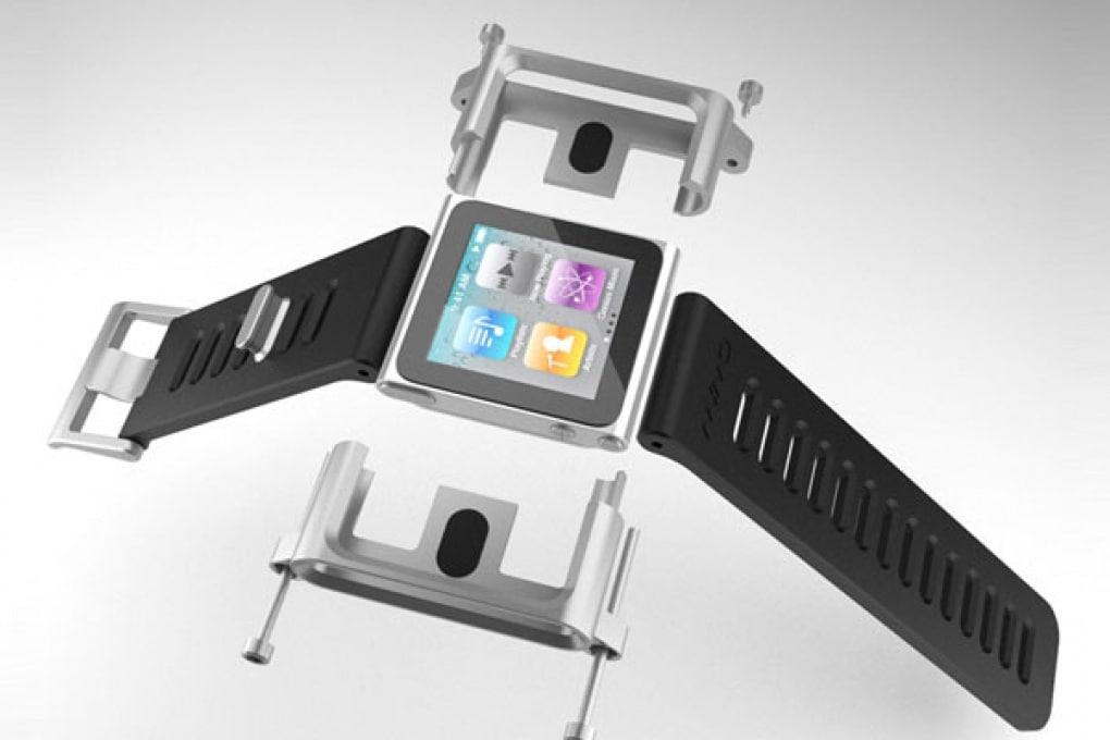 Il progetto dell'iPod nano watch diventa realtà