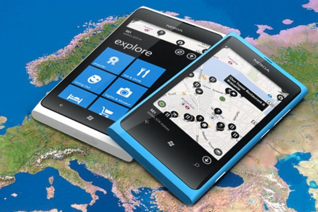 Le Nokia Maps pronte a sfidare Google ed Apple