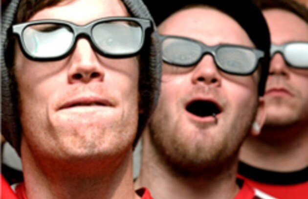 Gli occhialini 3D? A Microsoft fanno schifo