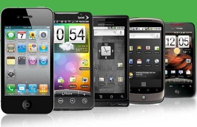 La classifica dei migliori smartphone del 2010