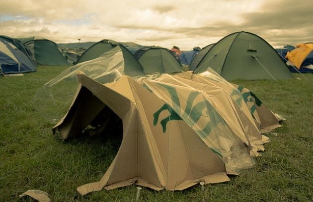 Viaggi e avventura campeggio pulito con le tende for Dove comprare tende economiche