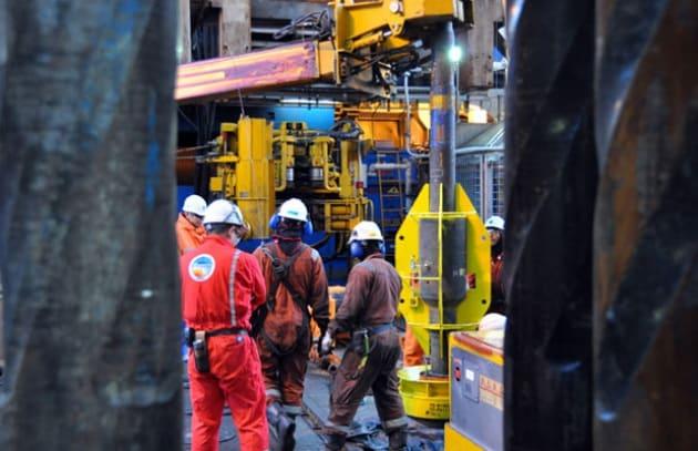 Trivella record giapponese per studiare i terremoti