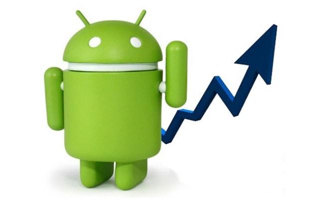 Android: sistema operativo più usato negli USA!