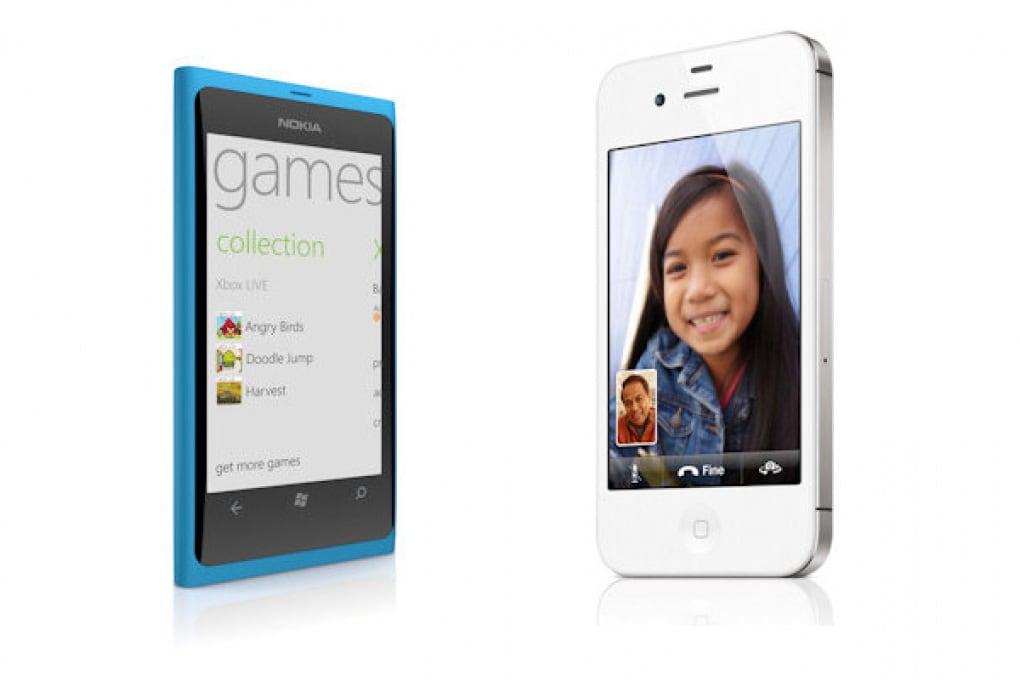 Nokia Lumia 800 vs Apple iPhone 4S