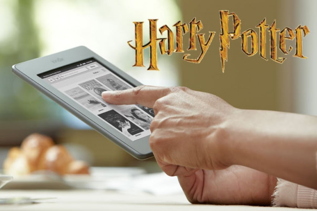 La saga di Harry Potter in italiano su Kindle Store