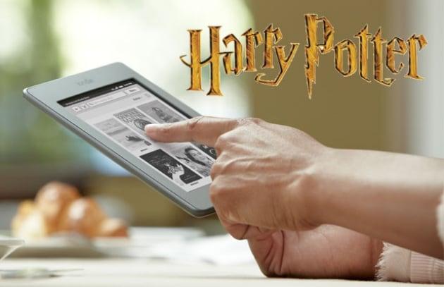 La saga di Harry Potter in italiano su Kindle Store