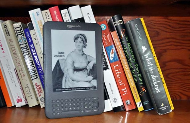 Amazon vende più eBook che libri