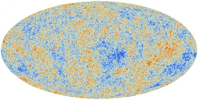 Planck svela il vero volto dell'Universo appena nato