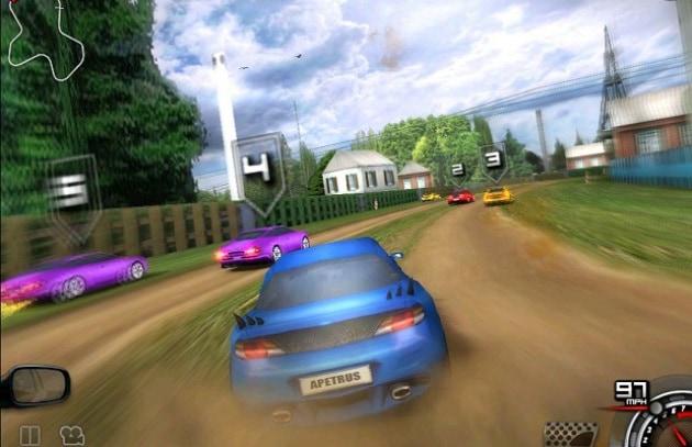 Spingi sull'acceleratore e arriva primo!