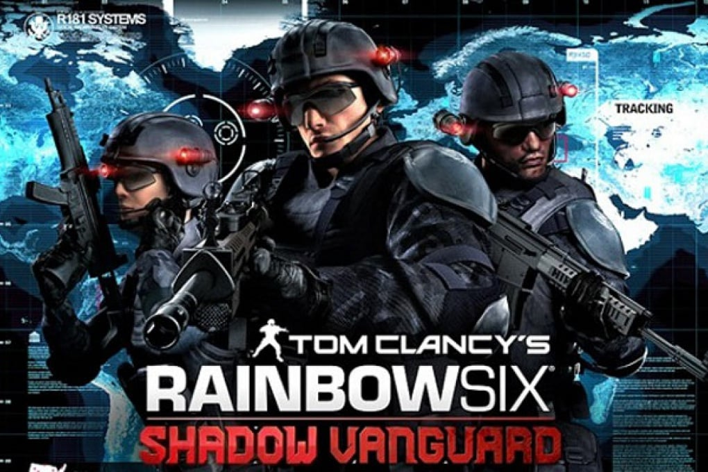 Rainbow Six: Shadow Vanguard arriva sul tuo iPhone!