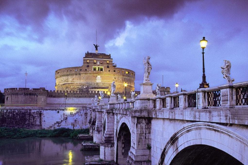Roma e dintorni a portata di tocco