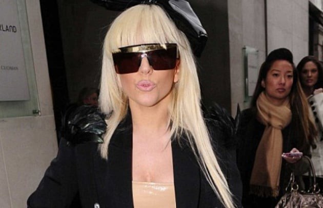Lady Gaga guadagnerà 100 milioni nel 2011