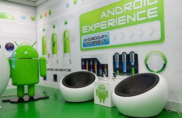 Apre il primo negozio Android in Australia
