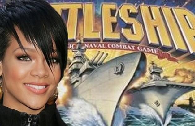 Rihanna sarà la star nel film Battleship!