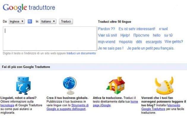 Google Translate arriva sul tuo iPhone