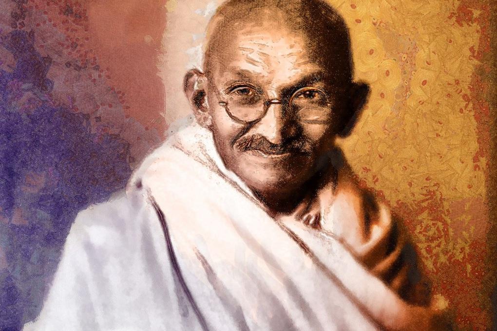 La morte del Mahatma Gandhi