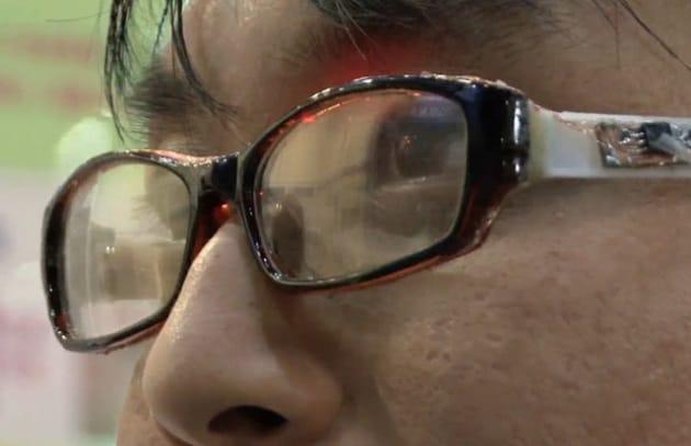 Gli occhiali che ti guidano a destinazione