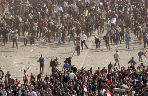 Dopo 5 giorni di blackout Internet torna a funzionare in Egitto.