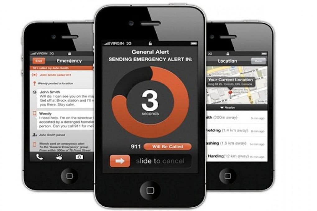 L'iPhone, il perfetto salvavita grazie a Guardly