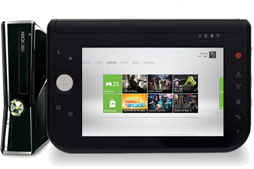 Microsoft prepara un Xbox Surface?