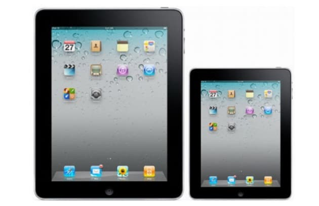Tornano i rumours di un mini iPad